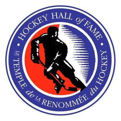 free vector Hockey hall of fame