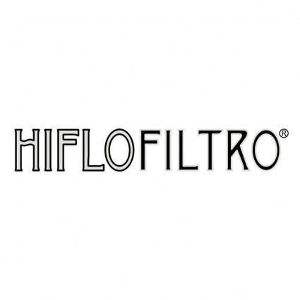 free vector Hiflofiltro