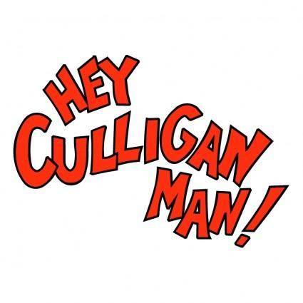 free vector Hey culligan man