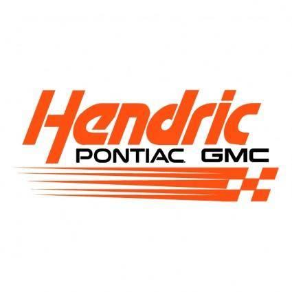 free vector Hendrick pontiac gmc