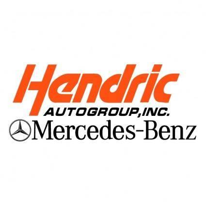 Hendrick mercedes benz