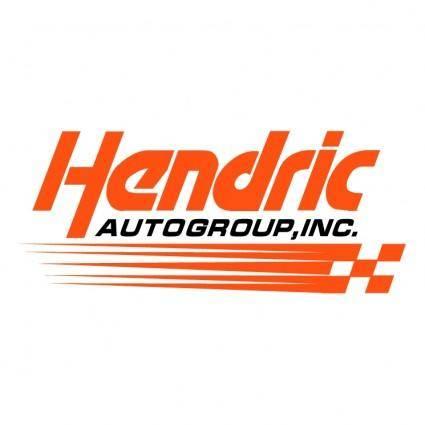 Hendrick auto group