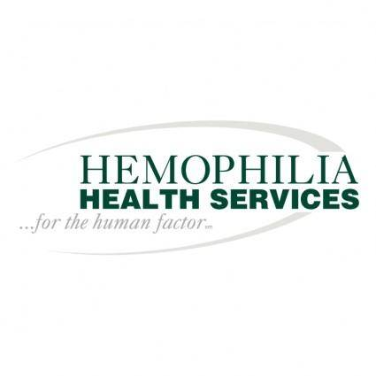free vector Hemophilia health services
