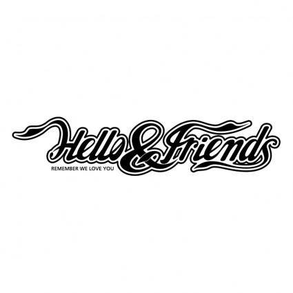 Hello and friends 0