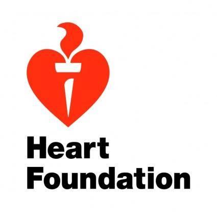 free vector Heart foundation
