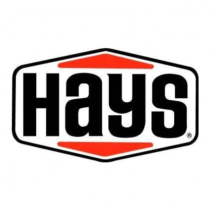 free vector Hays 1