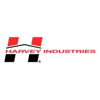 free vector Harvey industries 0