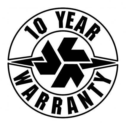 Hart cooley 10 years warranty