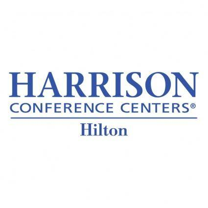free vector Harrison conference centers hilton