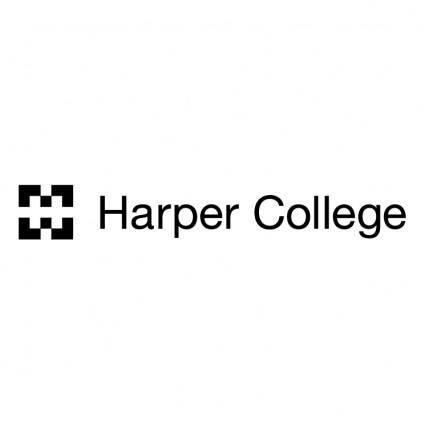 free vector Harper college