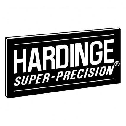 Hardinge super precision