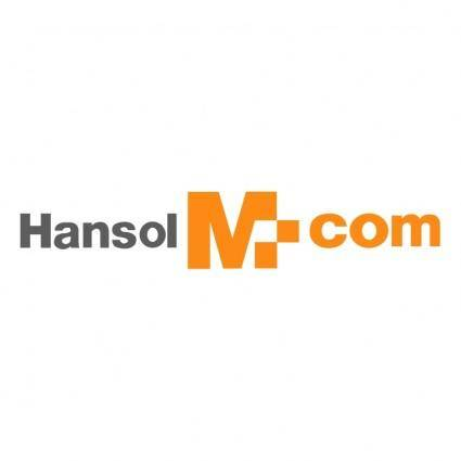 free vector Hansol m com