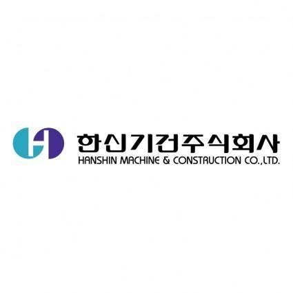 free vector Hanshin machine construction