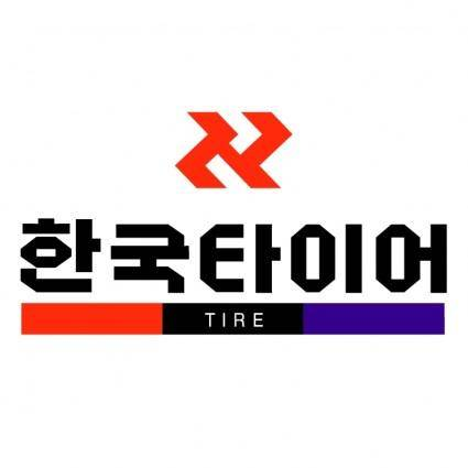 free vector Hankook tire 1