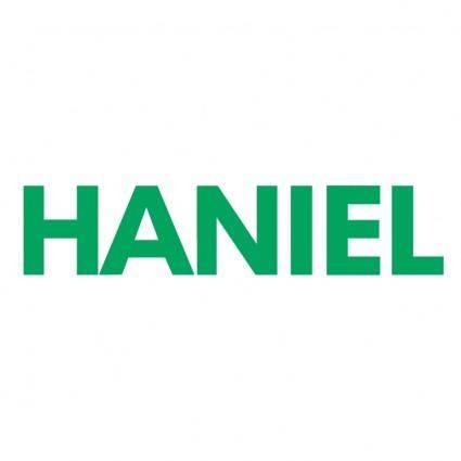 free vector Haniel textile service