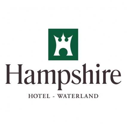 free vector Hampshire hotel waterland