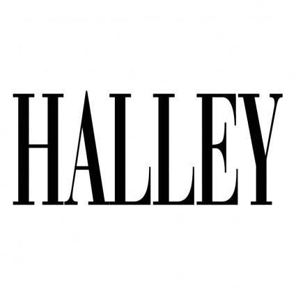 free vector Halley