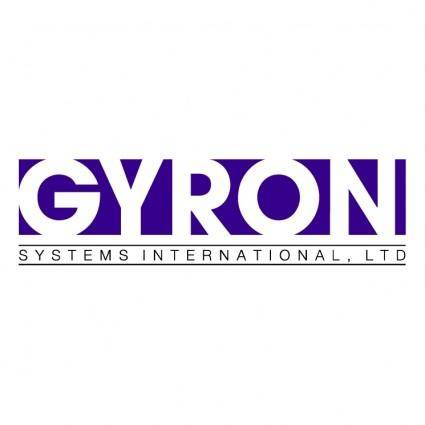 Gyron system international