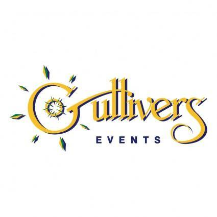 free vector Gullivers events