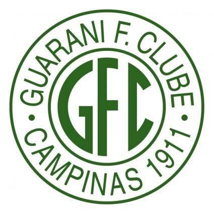 Guarani futebol clube de campinas sp
