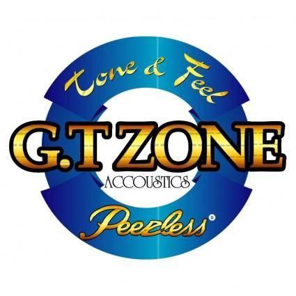 free vector Gtzone accoustics