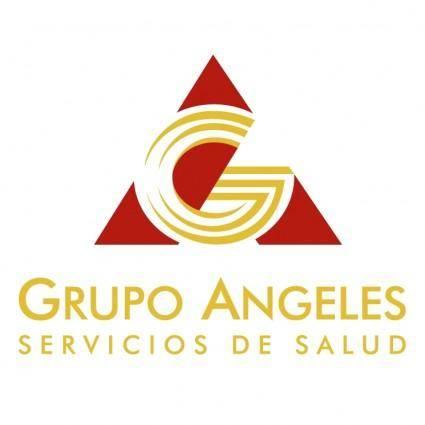 free vector Grupo angeles