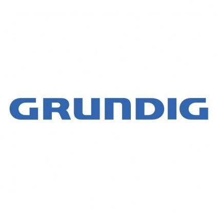 free vector Grundig 0