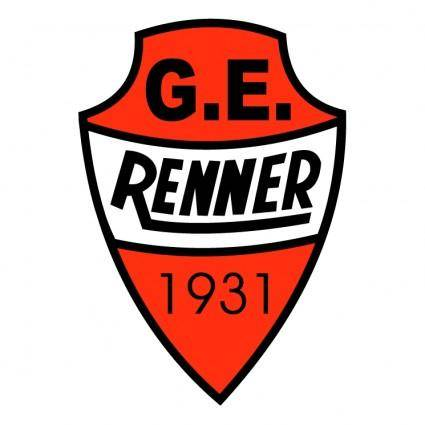 free vector Gremio esportivo renner de porto alegre rs