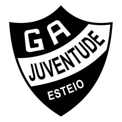 free vector Gremio atletico juventude de esteio rs