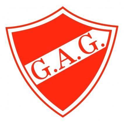 free vector Gremio atletico gloria de carazinho rs