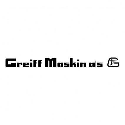 free vector Greiff maskini as