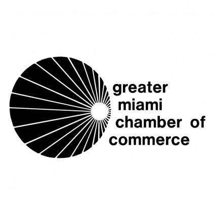 free vector Greater miami chamber of commerce