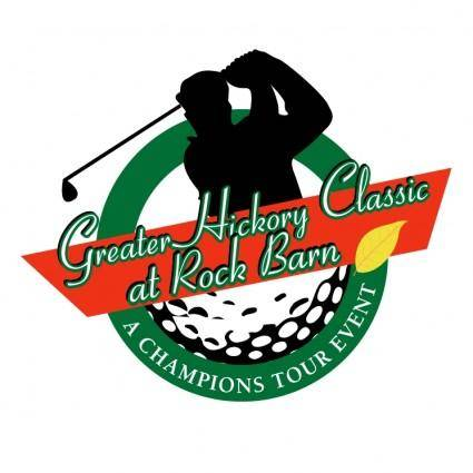 free vector Greater hickory classic at rock barn