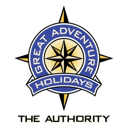 free vector Great adventure holidays