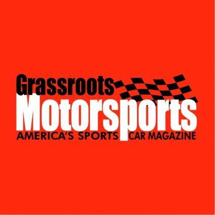 free vector Grassroots motorsports