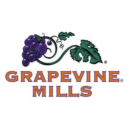 free vector Grapevine mills