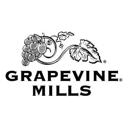 free vector Grapevine mills 0