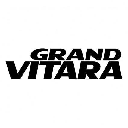 free vector Grand vitara