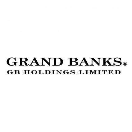 free vector Grand banks
