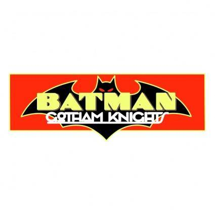 free vector Gotham knights