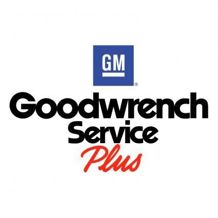 Goodwrench service plus 1