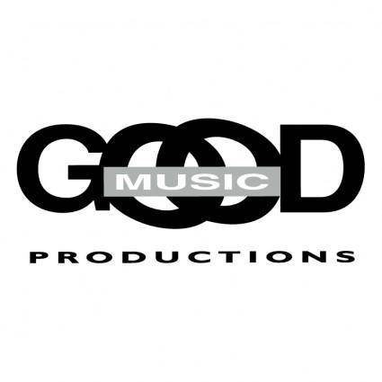free vector Good music productions