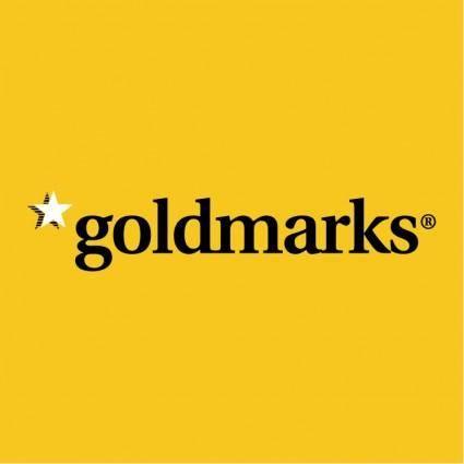 free vector Goldmarks