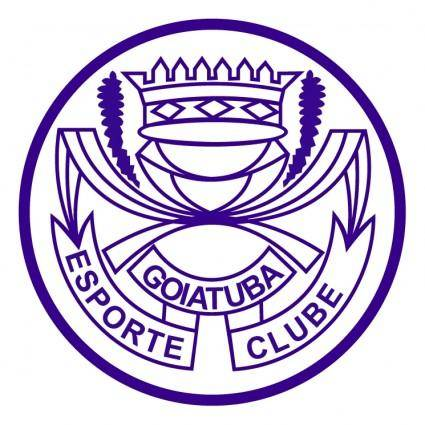 Goiatuba esporte clube de goiatuba go