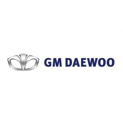 Gm daewoo 1