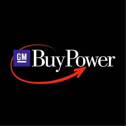 free vector Gm buypower