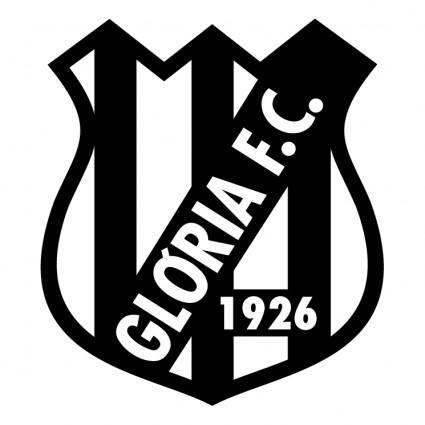 free vector Gloria futebol clube de cafelandia sp
