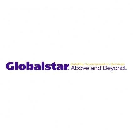 free vector Globalstar 1