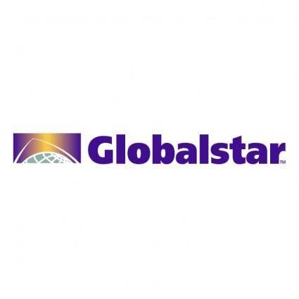 free vector Globalstar 0