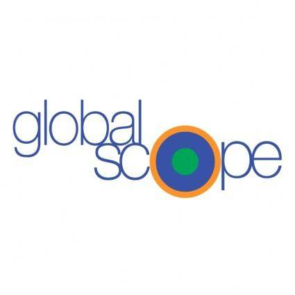 free vector Globalscope